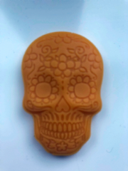 2 pack Day Of The dead Halloween melts